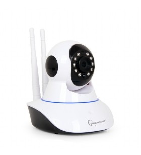 "Rotating HD WiFi camera, white ""ICAM-WRHD-01"""