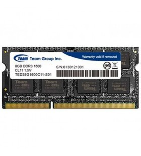TEAM GROUP DDR3 8GB 1600MHz...