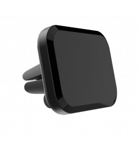 "Magnetic car smartphone holder, black ""TA-CHM-01"""
