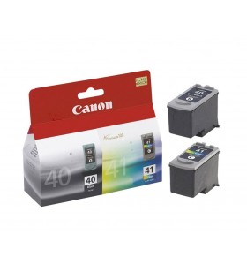 Canon PG-40   CL-41 Original Cyan foto, Magenta foto, Negru, Galben fotografic 2 buc.