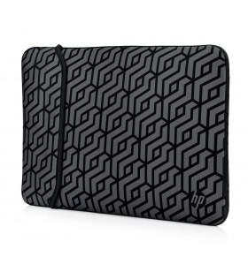 """HP 15.6"""" Neoprene Reversible Sleeve genți pentru notebook-uri 39,6 cm (15.6"""") Geantă Sleeve Gri"""