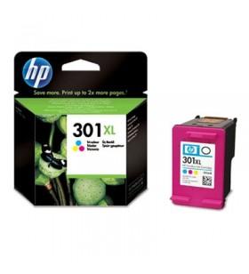 HP 301XL Tri-color Ink Cartridge Original cyan, magenta, Galben