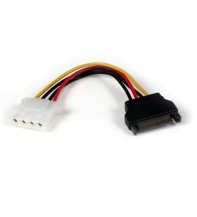 StarTech.com LP4SATAFM6IN cablu alimentare energie electrica intern 0,1524 m