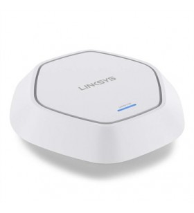 Linksys AC1750 1000 Mbit s Power over Ethernet (PoE) Suport Alb