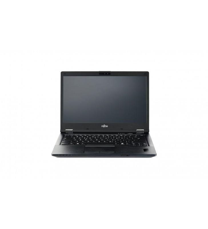 """Fujitsu LIFEBOOK E5410 Notebook Negru 35,6 cm (14"""") 1920 x 1080 Pixel 10th gen Intel® Core™ i5 8 Giga Bites DDR4-SDRAM 512 Giga"""