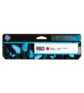 HP 980 magenta original bläckpatron 1 buc.
