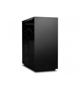 CARCASA DeepCool. Full-Tower E-ATX, 1 120mm fan (inclus), tempered glass, otel galvanizat 0.8mm, front audio &amp 2x USB 3.0, bl