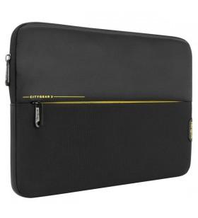 """Targus CityGear genți pentru notebook-uri 33,8 cm (13.3"""") Geantă Sleeve Negru"""