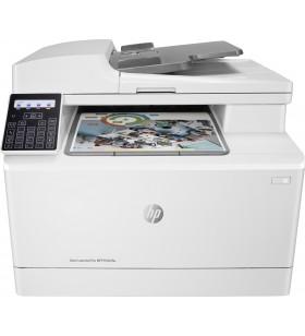 HP Color LaserJet Pro M183fw Cu laser 600 x 600 DPI 16 ppm Wi-Fi