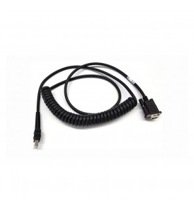 - Zebra RS232 Coiled Cable...