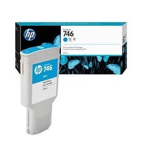 HP 746 300-ml Cyan...