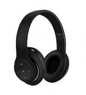"Bluetooth stereo headset ""Milano"", black ""BHP-MXP-BK"""