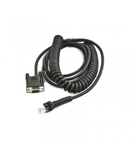 Cable, RS-232, 25P, Female,...