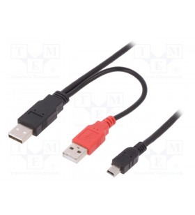 Cable USB 2.0 USB A plug...