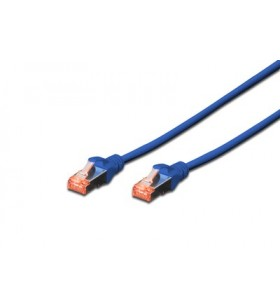 CAT 6 S-FTP patch cord, Cu,...