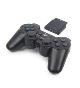 """Wireless dual vibration gamepad, PS2/ PS3 / PC """"JPD-WDV-01"""""""