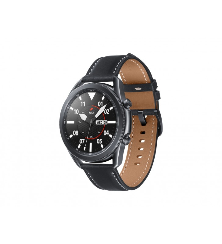 "Samsung Galaxy Watch3 SAMOLED 3,56 cm (1.4"") Negru GPS"