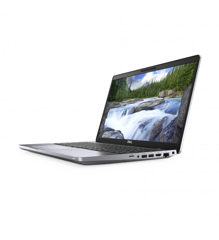 "DELL Latitude 5511 Notebook Negru, Gri 39,6 cm (15.6"") 1920 x 1080 Pixel 10th gen Intel® Core™ i5 16 Giga Bites DDR4-SDRAM 256"