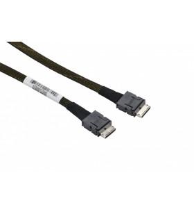 Supermicro CBL-SAST-0847 cabluri SATA 0,76 m Negru