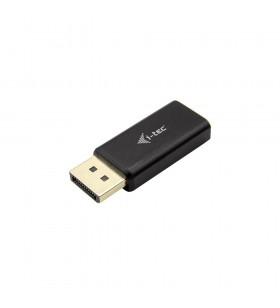 i-tec DP2HDMI4K60HZ cabluri prelungitoare cu mufe mamă tată DisplayPort HDMI Negru