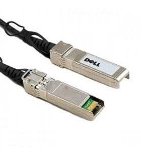 DELL 470-ABBH cabluri de rețea 3 m Negru