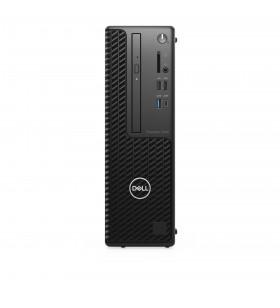 DELL Precision 3440 10th gen Intel® Core™ i7 i7-10700 16 Giga Bites DDR4-SDRAM 512 Giga Bites SSD SFF Negru Stație de lucru