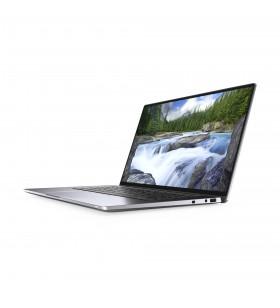 """DELL Latitude 9510 Hibrid (2 în 1) Gri 38,1 cm (15"""") 1920 x 1080 Pixel Ecran tactil 10th gen Intel® Core™ i5 16 Giga Bites"""