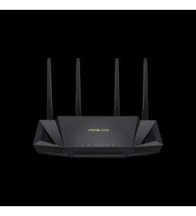 ASUS RT-AX58U router wireless Bandă dublă (2.4 GHz  5 GHz) Gigabit Ethernet