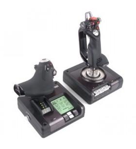 Logitech X52 Pro Flight Control System Simulator de zbor