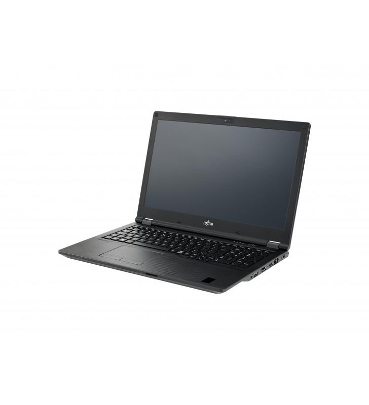 """Fujitsu LIFEBOOK E5510 Notebook Negru 39,6 cm (15.6"""") 1920 x 1080 Pixel 10th gen Intel® Core™ i7 32 Giga Bites DDR4-SDRAM 1000"""