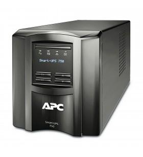APC SMT750C surse neîntreruptibile de curent (UPS) Line-Interactive 750 VA 500 W 6 ieșire(i) AC