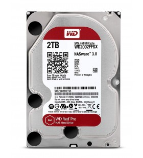 """HDD 2TB RED PRO 64MB S-ATA3 """"2FFSX"""" WD """"WD2002FFSX """""""
