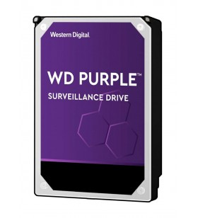"""HDD intern WD, 3.5"""", 8TB, PURPLE, SATA3, IntelliPower (5400rpm),  256MB, Surveillance HDD """"WD82PURZ"""""""