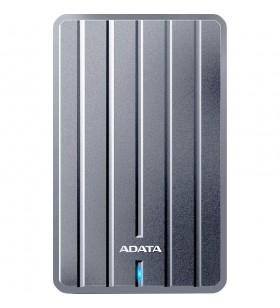 """HDD ADATA EXTERN 2.5"""" USB 3.1 2TB HC660 Metallic Luxury """"AHC660-2TU31-CGY"""" (include timbru verde 0.1 lei)"""