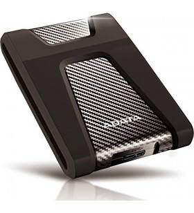 "HDD ADATA EXTERN 2.5"" USB 3.1 2TB HD650 Black ""AHD650-2TU31-CBK"" (include timbru verde 0.1 lei)"