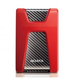 "HDD ADATA EXTERN 2.5"" USB 3.1 2TB HD650 Red &amp Black ""AHD650-2TU31-CRD"" (include timbru verde 0.1 lei)"