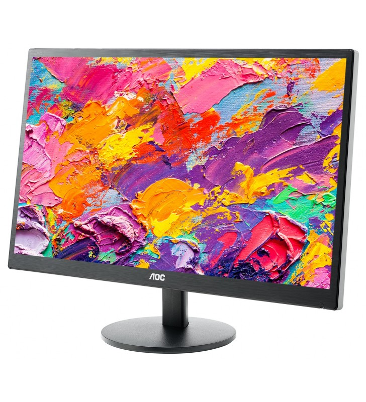 "AOC Basic-line E2270SWN LED display 54,6 cm (21.5"") 1920 x 1080 Pixel Full HD Negru"