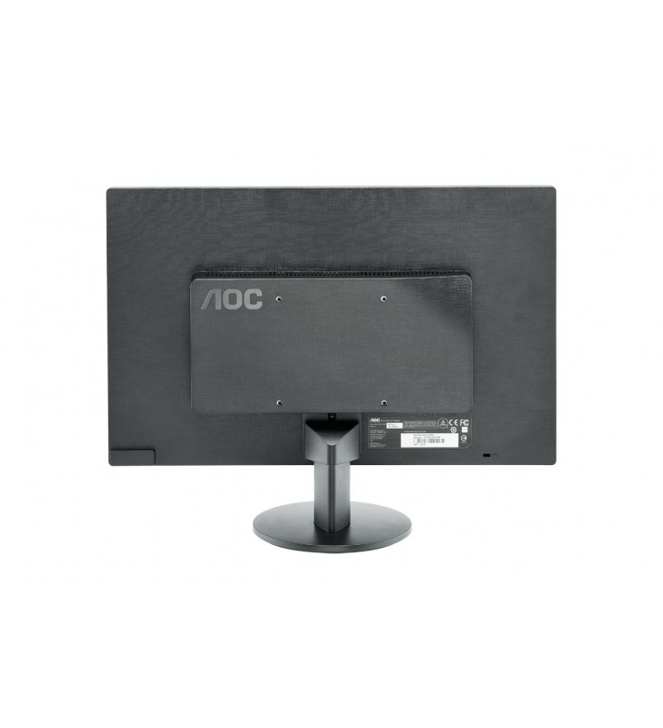 "AOC Basic-line E970SWN LED display 47 cm (18.5"") 1366 x 768 Pixel WXGA Negru"