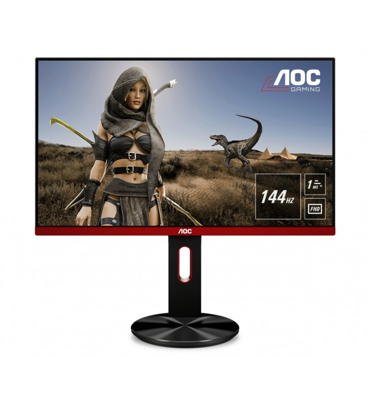 """AOC Gaming G2790PX LED display 68,6 cm (27"""") 1920 x 1080 Pixel Full HD Negru, Roşu"""