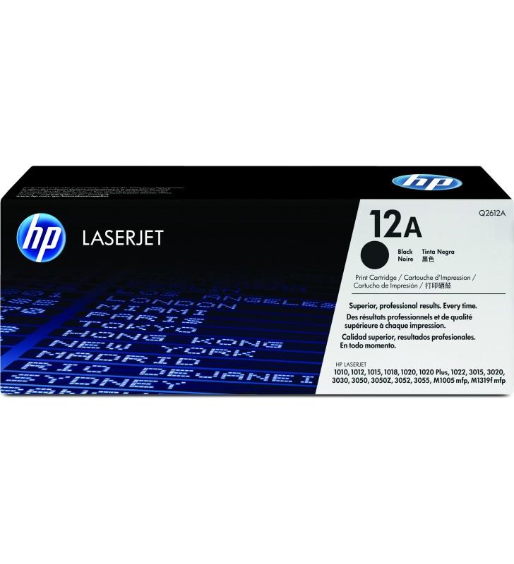HP 12A Original Negru 1 buc.