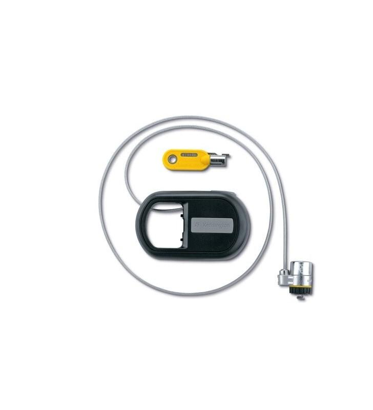 Kensington MicroSaver cabluri cu sistem de blocare Negru 1,2 m