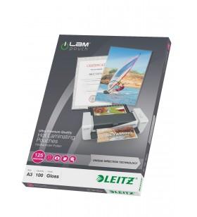 Leitz iLAM UDT folii de laminat tip plic 100 buc.