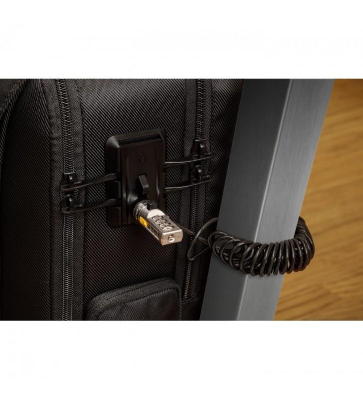 """Kensington SecureTrek genți pentru notebook-uri 39,6 cm (15.6"""") Servietă Negru"""