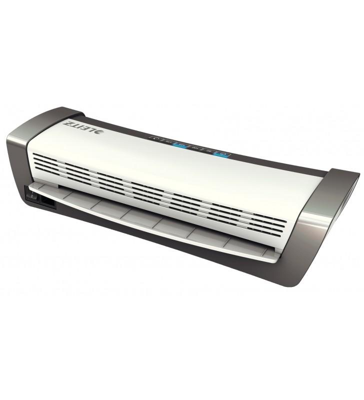 Leitz iLAM Office Pro A3 Laminator fierbinte 500 mm min Gri, Argint