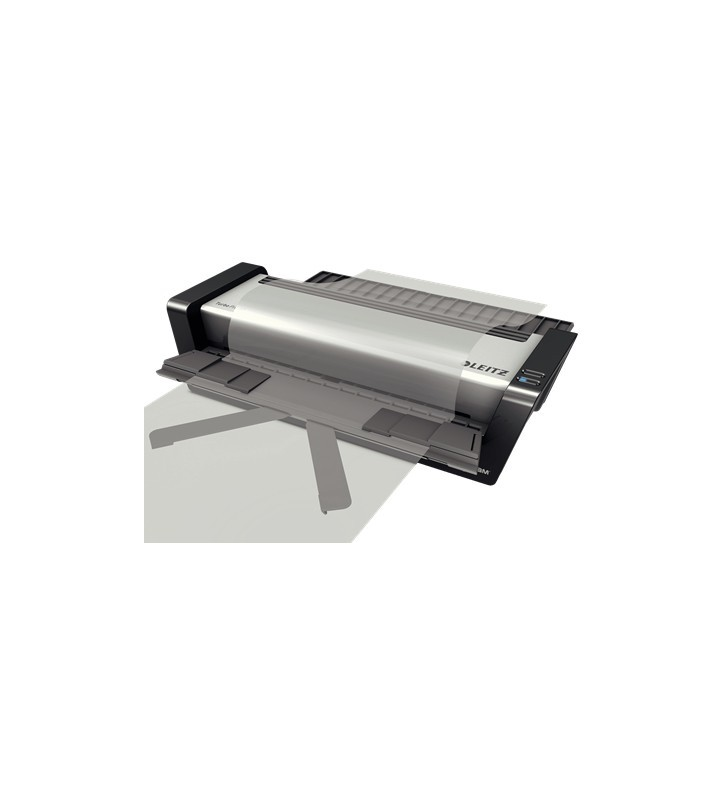 Leitz iLAM Touch Turbo Pro Laminator fierbinte 2000 mm min Negru, Argint