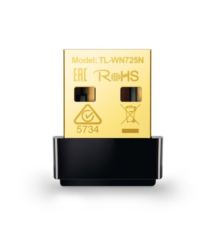 TP-LINK TL-WN725N plăci de rețea WLAN 150 Mbit s
