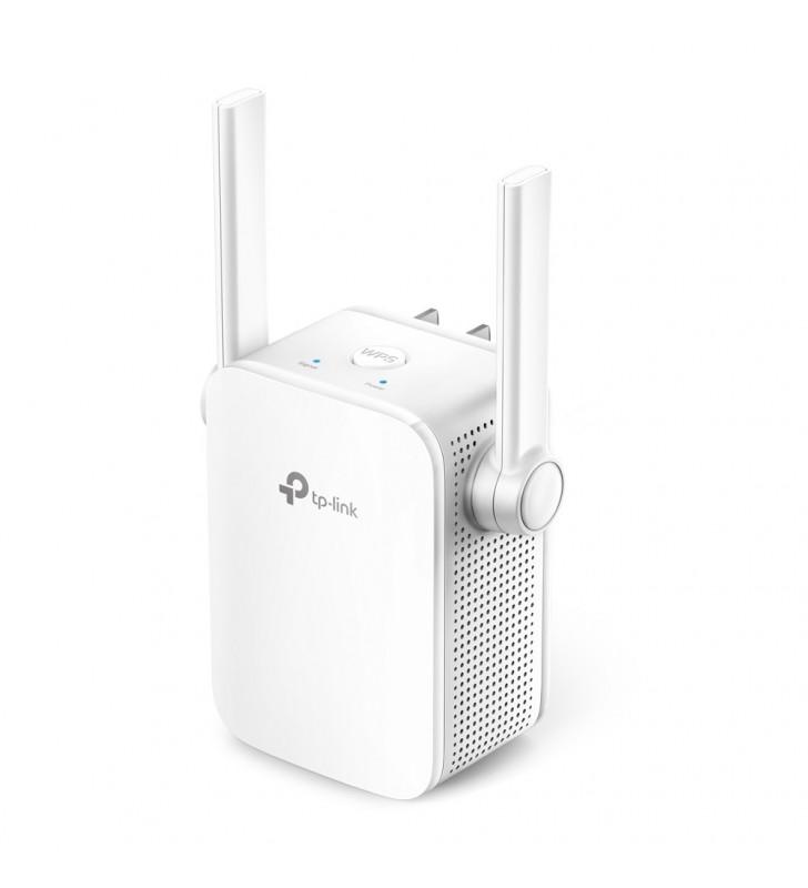 TP-LINK TL-WA855RE repetoare de rețea Transmițător & receptor rețea 10,100 Mbit s Alb