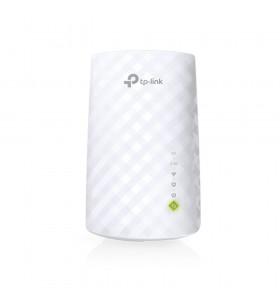 TP-LINK RE200 repetoare de rețea Amplificator rețea 10,100 Mbit s Alb
