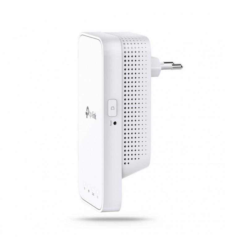 TP-LINK RE300 repetoare de rețea Amplificator rețea Alb