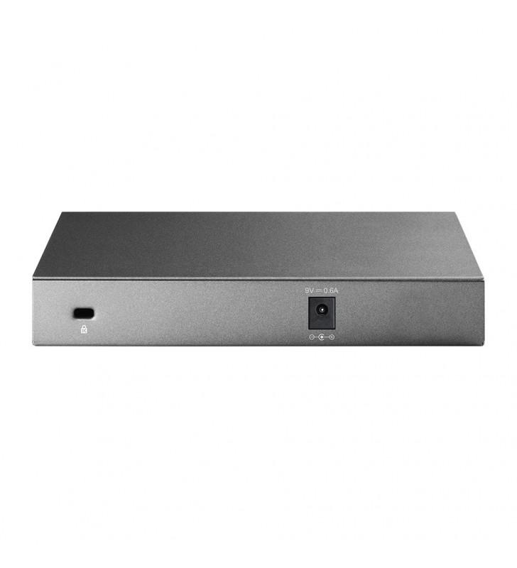 TP-LINK TL-R470T+ router cu fir Fast Ethernet Negru